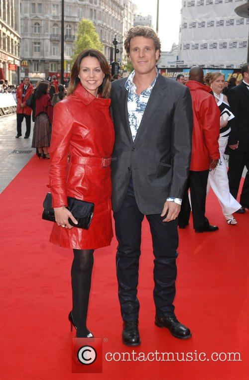 Beverley Turner and James Cracknell 1