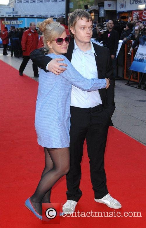 Lily Allen and Alfie Allen 9