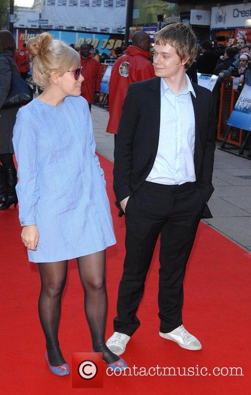 Lily Allen and Alfie Allen 1