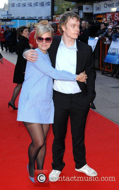 Lily Allen and Alfie Allen 8