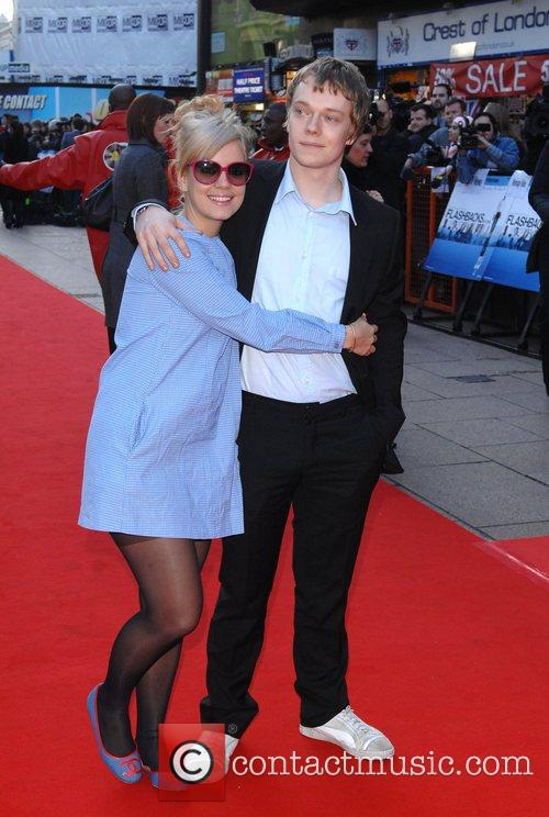 Lily Allen and Alfie Allen 7