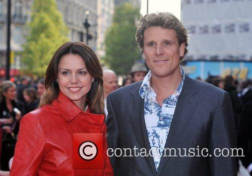 Beverley Turner and James Cracknell 2
