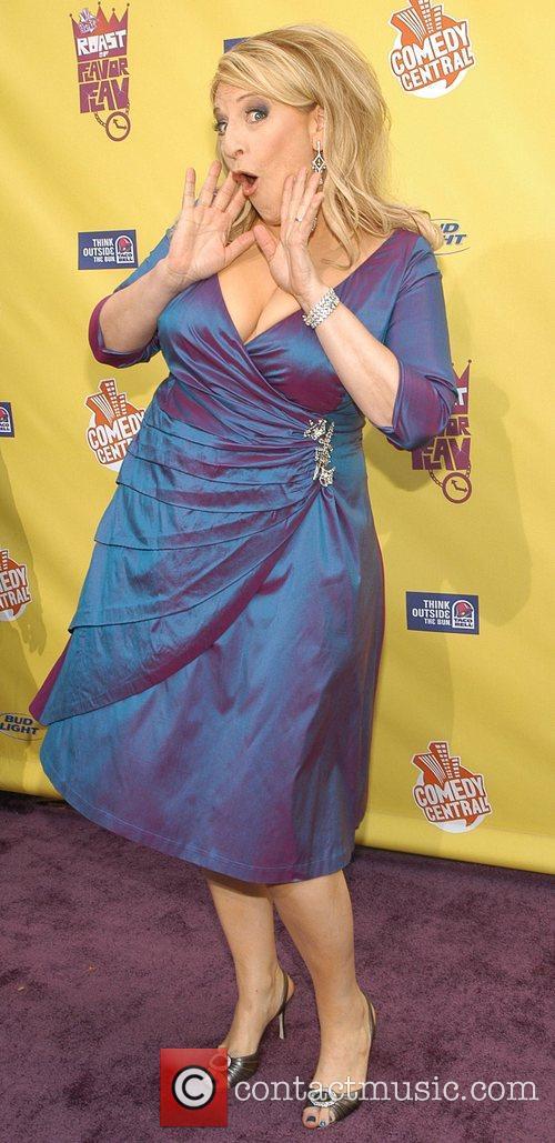 Lisa Lampanelli Comedy Central Roast of Flavor Flav...