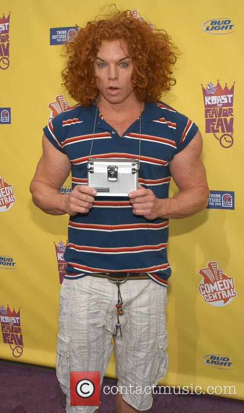 Carrot Top Comedy Central Roast of Flavor Flav...