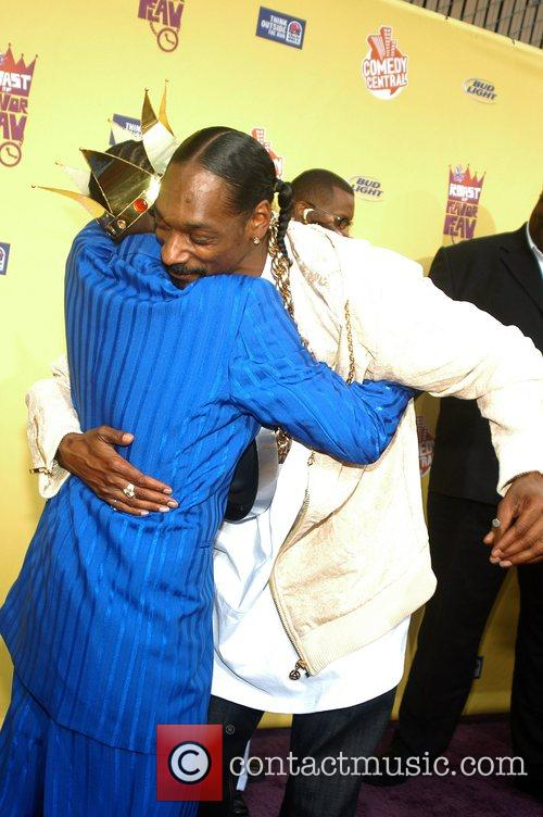 Flavor Flav and Snoop Dogg Comedy Central Roast...