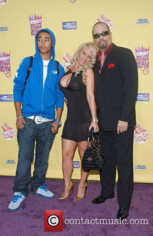 Lil Ice, Coco and Ice-T Comedy Central Roast...