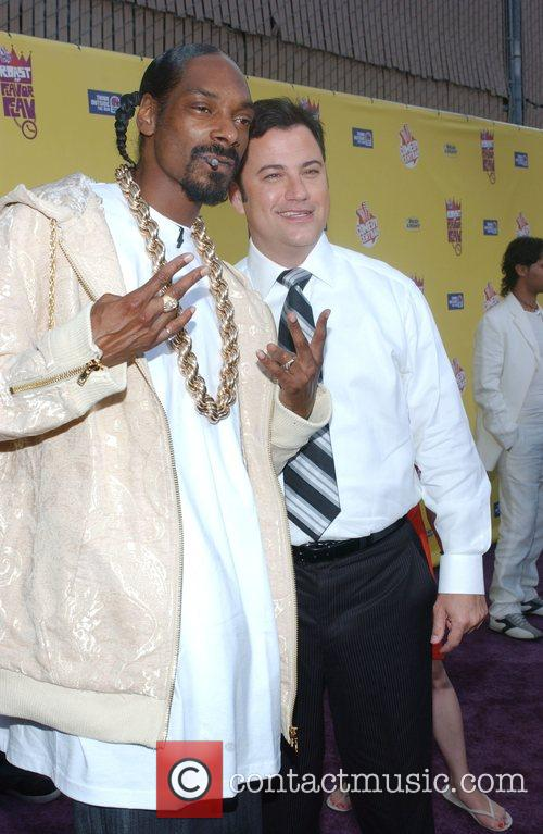Snoop Dogg and Jimmy Kimmel Comedy Central Roast...