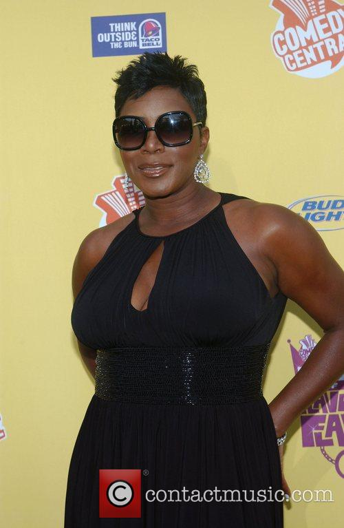 Sommore Comedy Central Roast of Flavor Flav held...