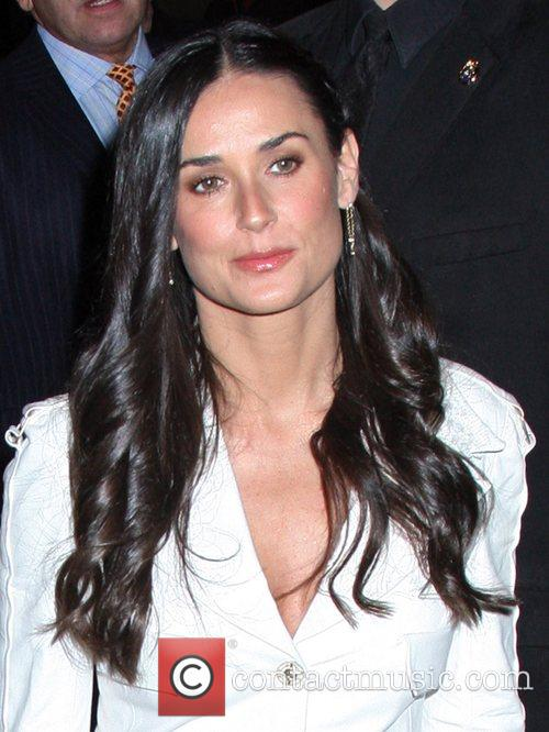 Demi Moore and Tribeca Grand Hotel 4