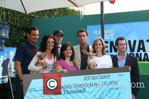 Flipping Out Cast & Sponsors Premiere of Bravo's...