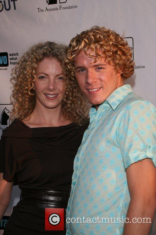 Danna Sachs & Theodore Leaf  Premiere of...