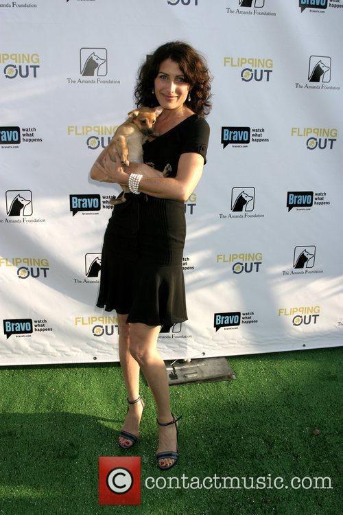"""Lisa Edelstein Premiere of Bravo's """"Flipping Out"""" Beverly..."""