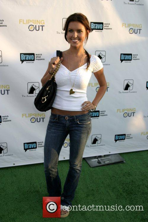 """Audrina Patridge Premiere of Bravo's """"Flipping Out"""" Beverly..."""