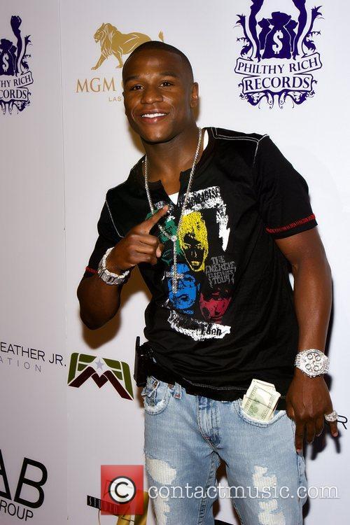 Floyd Mayweather Jr. 4