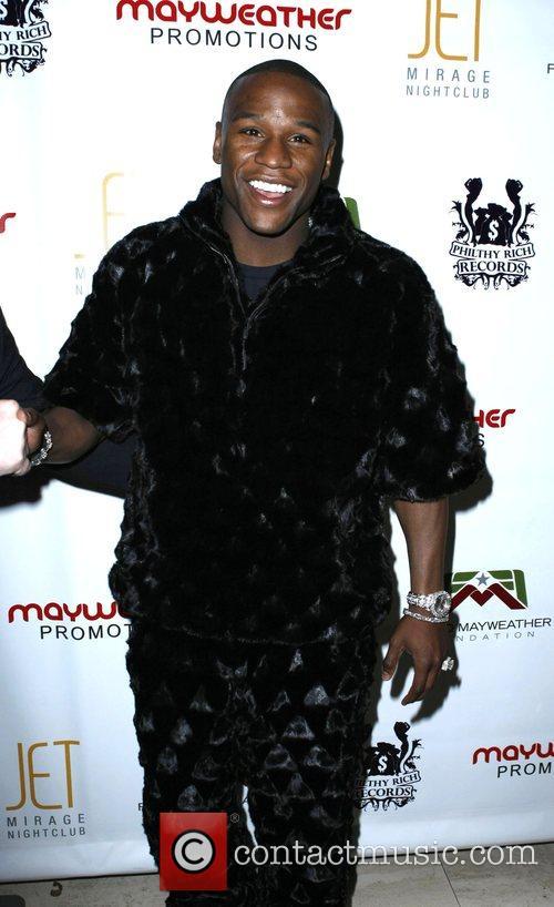 Floyd Mayweather Jr. 5