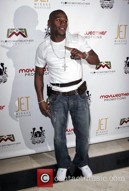 Floyd Mayweather Jr. 1