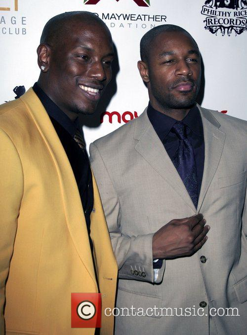 Tyrese and Tank 2