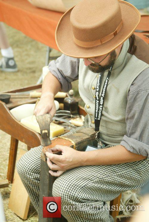 The Smithsonian Folklife Festival