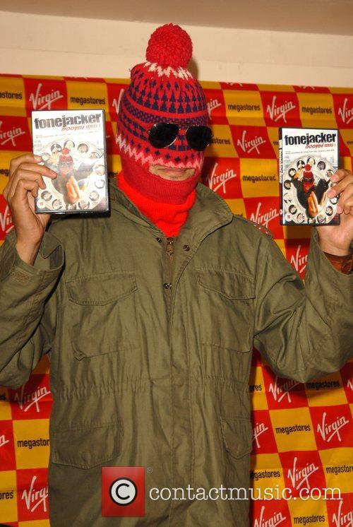 Fonejacker - DVD signing and photocall held at...