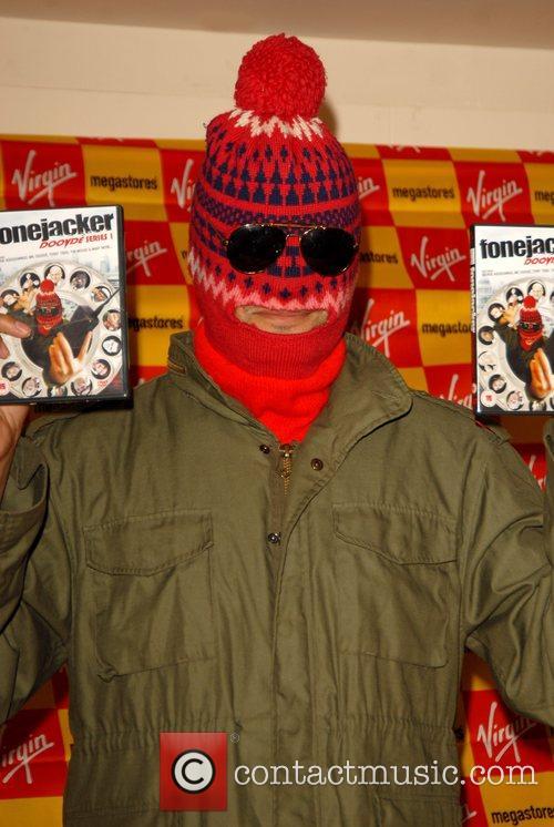Kayvan Novak aka The Fonejacker Fonejacker - DVD...