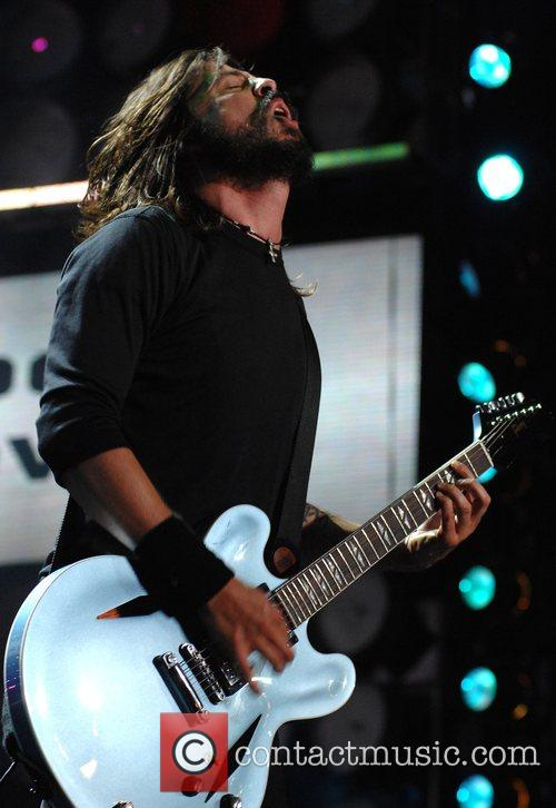 Foo Fighters, Live Earth, Wembley Stadium