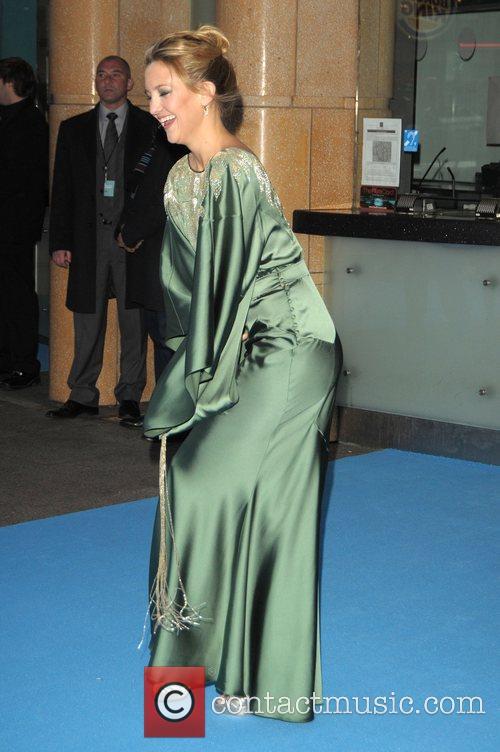 Kate Hudson UK film Premiere of 'Fool's Gold'...