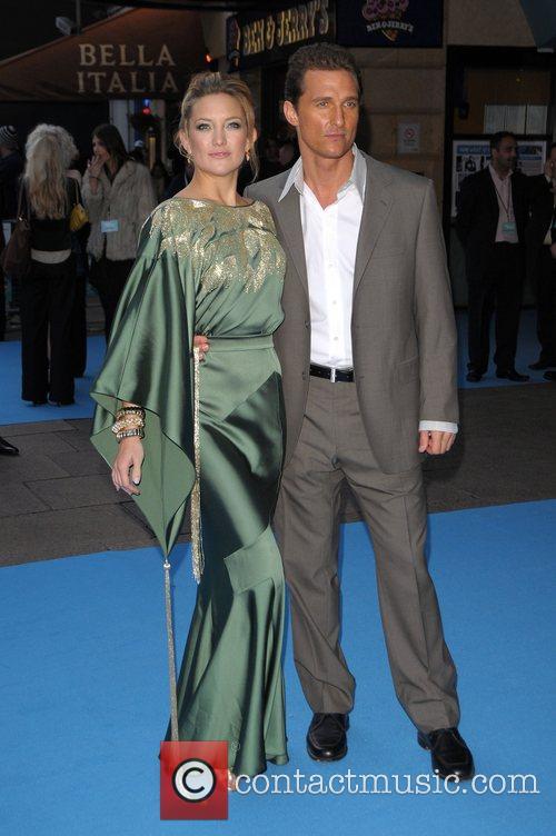 Kate Hudson and Matthew McConaughey UK film Premiere...