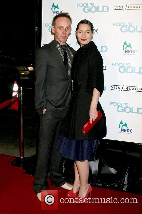 Ewen Bremner & date Los Angeles Premiere of...