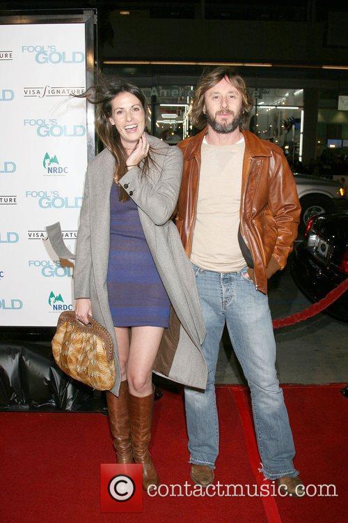 Jake Weber and Wife Elizabeth Carey