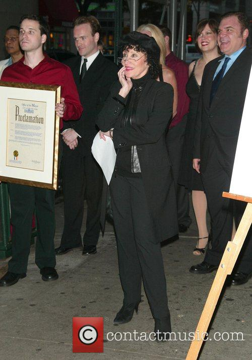 Chita Rivera, Great White and Mayor Michael Bloomberg 1