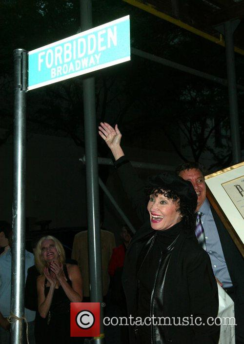 Chita Rivera, Great White and Mayor Michael Bloomberg 8