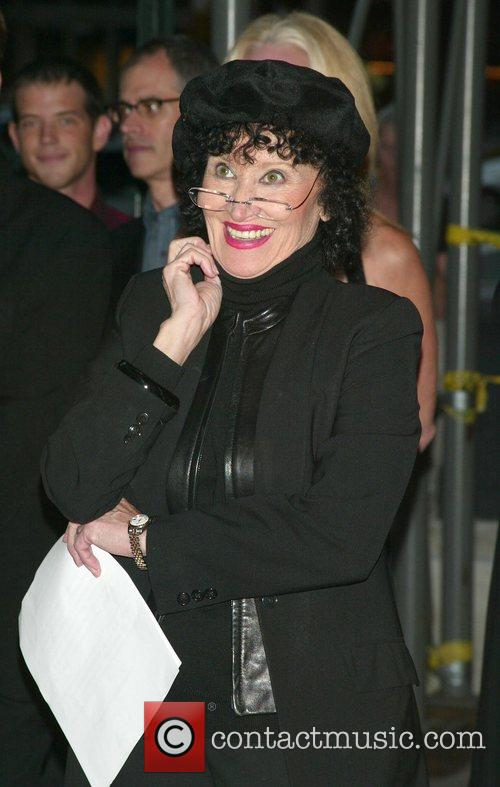Chita Rivera, Great White and Mayor Michael Bloomberg 2