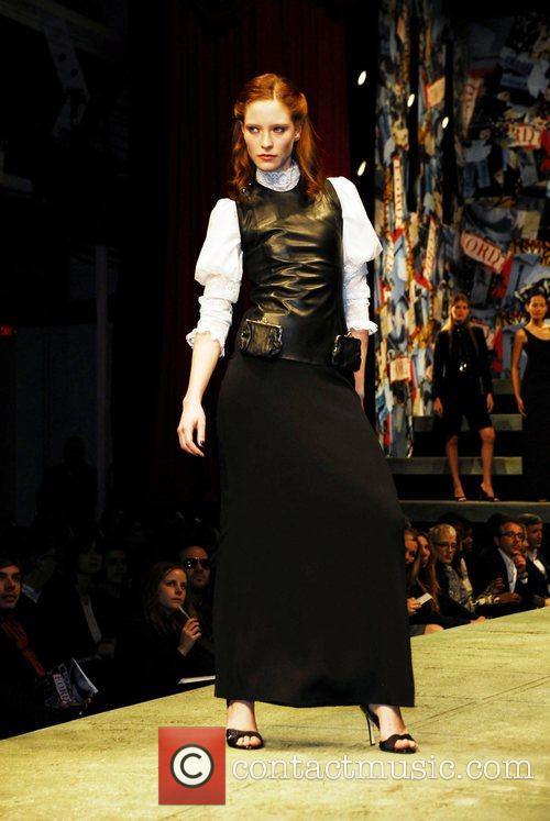 Cecile Sinclair from Netherlands Ford Models present Supermodel...