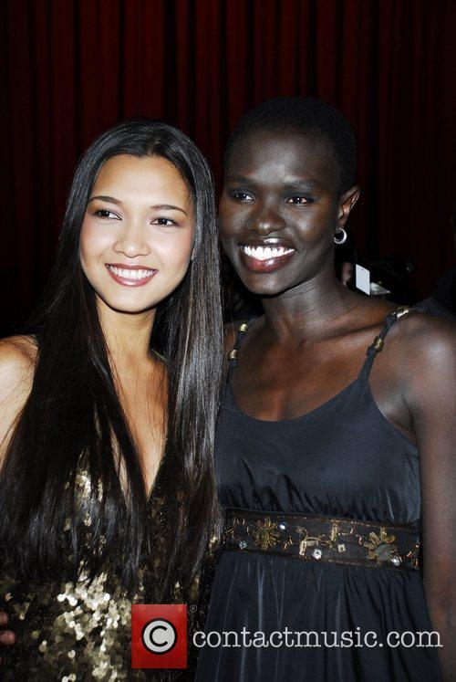 Charo and Ajuma Ford Models present Supermodel of...