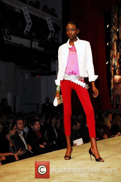 Faridah Diba from Kenya Ford Models present Supermodel...