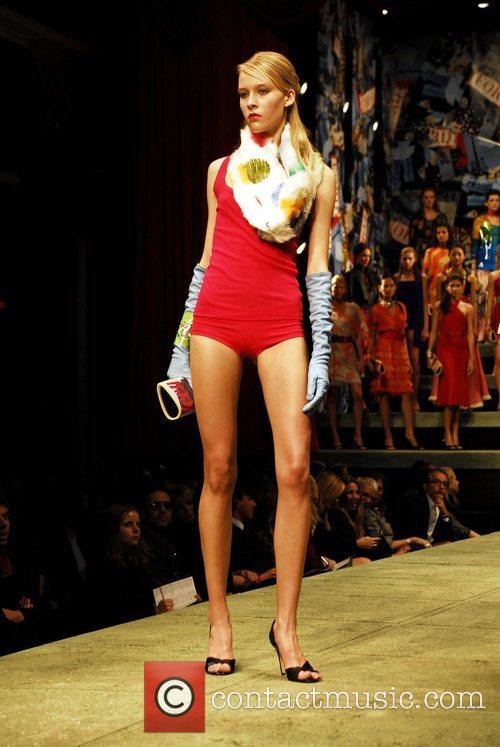 Frida Hjartardottir from Iceland Ford Models present Supermodel...