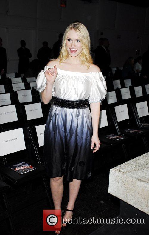 Leven Rambin Ford Models present Supermodel of the...
