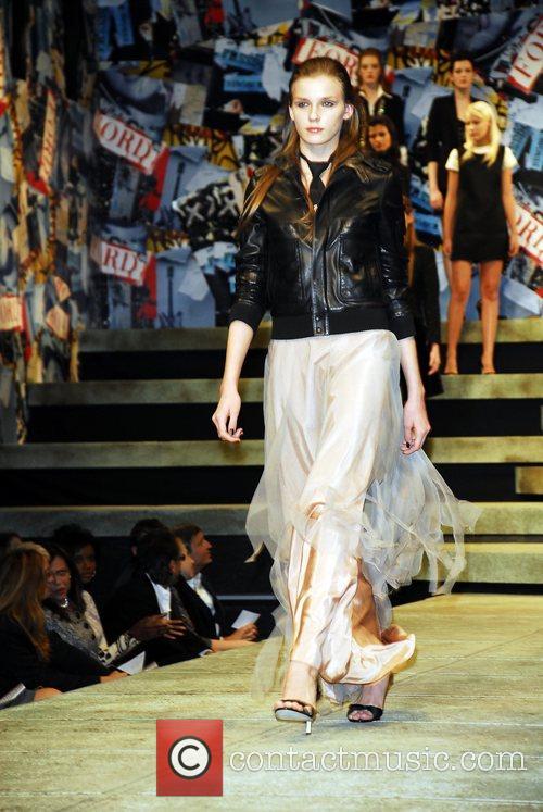 Valeria Cogut from Romania Ford Models present Supermodel...
