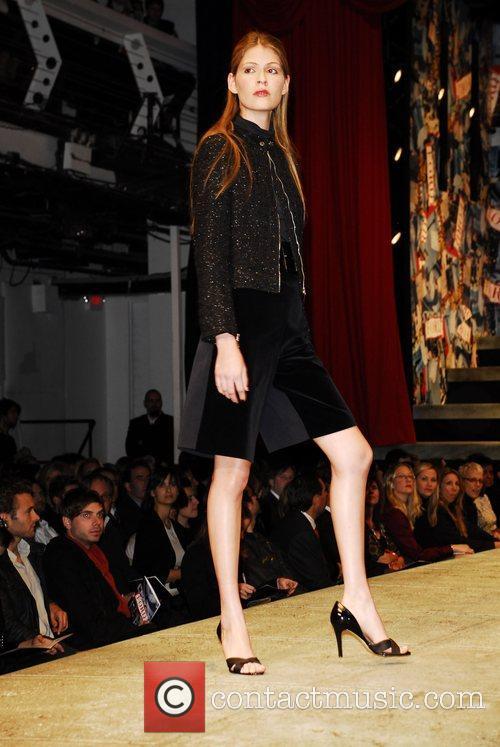 Vanessa Knobelsdorf from Venezuela Ford Models present Supermodel...