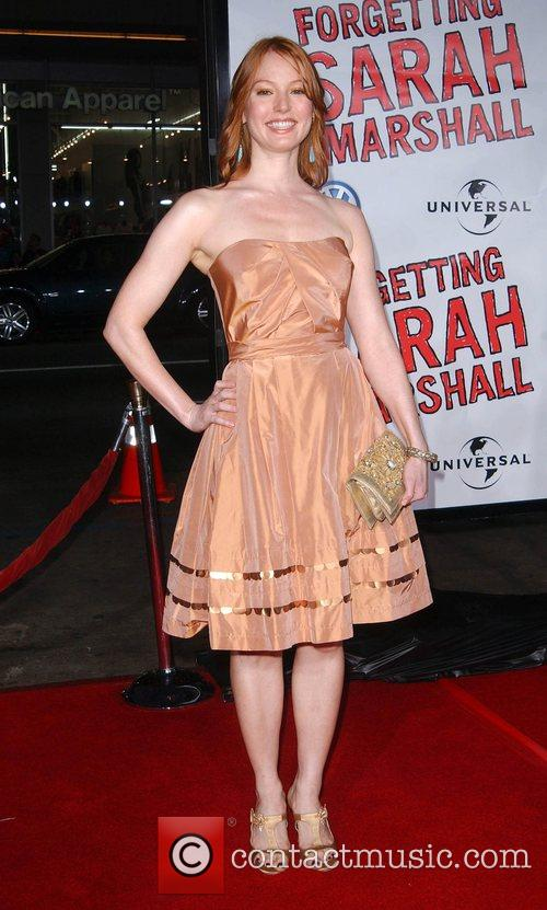 Premiere of 'Forgetting Sarah Marshall' at the Grauman's...