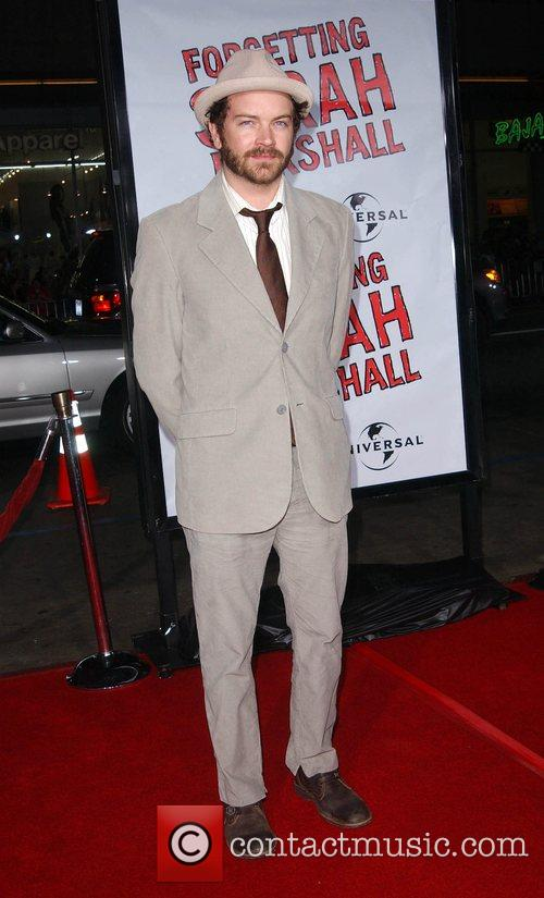 Danny Masterson Premiere of 'Forgetting Sarah Marshall' at...