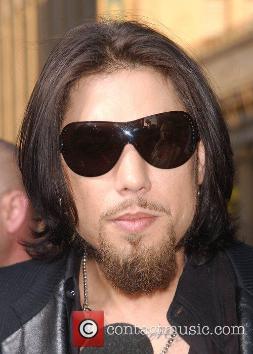 Dave Navarro Premiere of 'Forgetting Sarah Marshall' at...