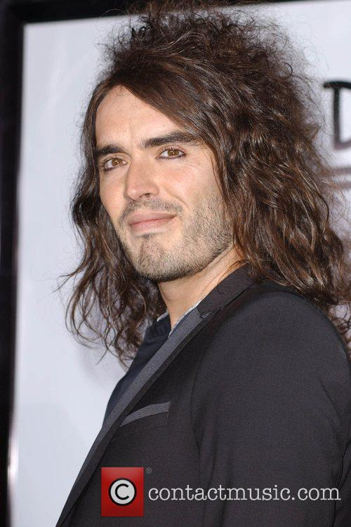 Russell Brand  Premiere of 'Forgetting Sarah Marshall'...