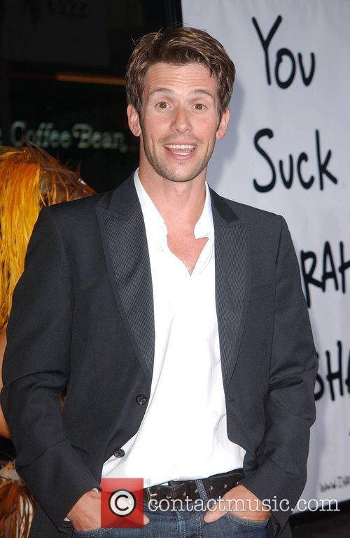 Christian Olivier Premiere of 'Forgetting Sarah Marshall' at...