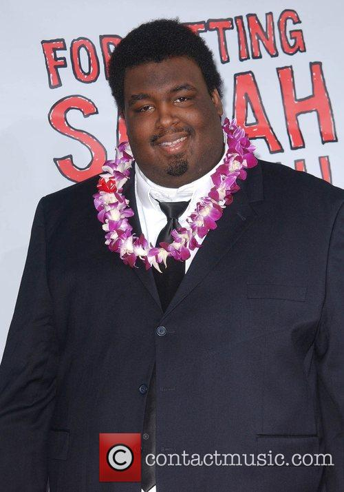 DaVone McDonald Premiere of 'Forgetting Sarah Marshall' at...