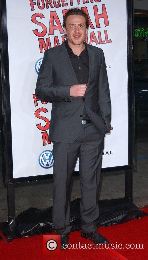 Jason Segel Premiere of 'Forgetting Sarah Marshall' at...