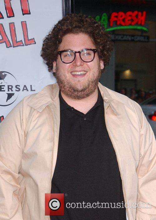 Jonah Hill  Premiere of 'Forgetting Sarah Marshall'...