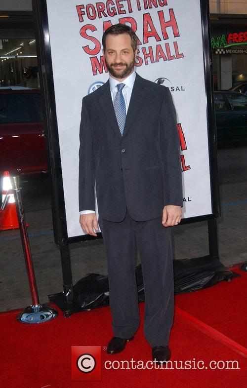 Judd Apatow Premiere of 'Forgetting Sarah Marshall' at...