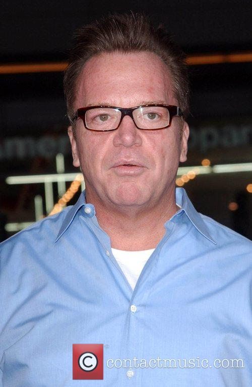 Tom Arnold Premiere of 'Forgetting Sarah Marshall' at...