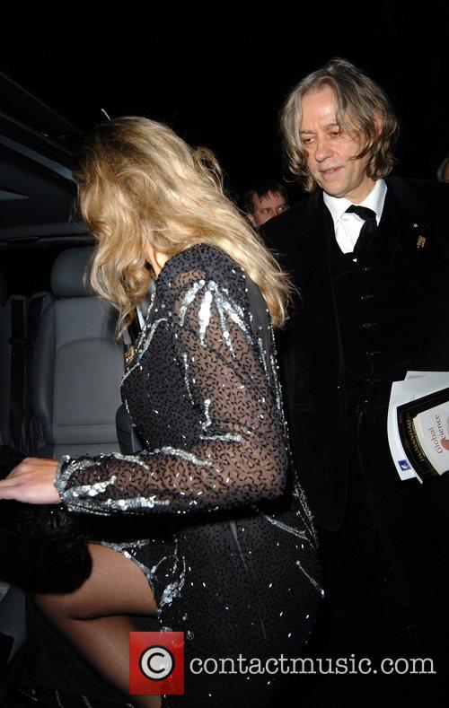 Bob Geldof and Jeanne Marine 9
